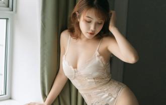 雅拉伊 – 2019.08.09 NO.364 池中戏水 黄乐然[45P530M]